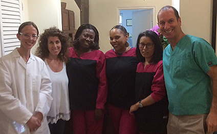 Highly Competent Caring and Gentle Team at Dr. Keith Silverman UWS dental practice