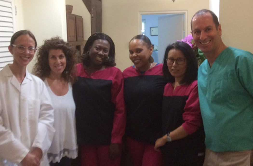 Ask Dr. Silverman, hygienists, and dentistry team members about your dental health